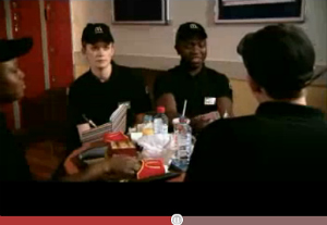 This McDonald's Video Takes Recruitment Propaganda To Hollywood Heights