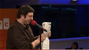 Eugene Mirman Reads His Letter To Time Warner Cable