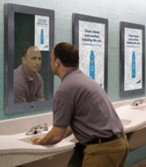 Mirror Mirror On The Wall… Brought To You By Geico & Coca-Cola