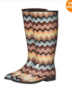 $35 Missoni For Target Boots Listed On eBay For $31,000. Seller Thinks Someone Will Pay