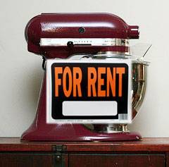 Rent Out Your Household Items For Fun And Profit