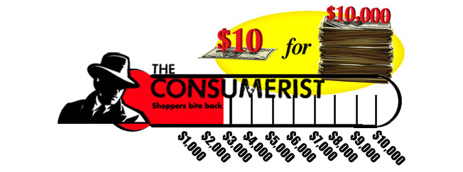Consumerist Readers Raise $2,500