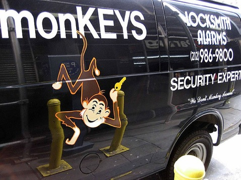Dishonest Locksmiths Lurk Everywhere