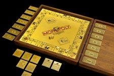 Gold And Jewel-Encrusted Monopoly Game Heads To Wall Street