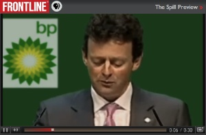 Frontline Investigates BP's Internal Culture Of Wet Greed And Hot Fear