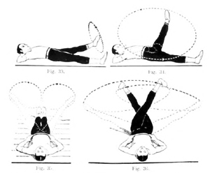 Get A Carved Body With This 15-Minute No-Equipment Workout Craze From 1904