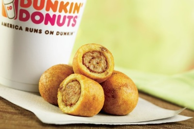 Dunkin Donuts Launches Meat Munchkins