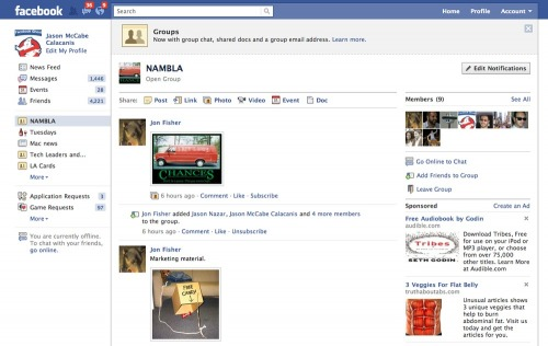 "Facebook ""Groups"" Welcomes You To NAMBLA"