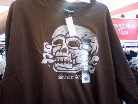 Walmart's Nazi Tshirts Found In Outlet Stores