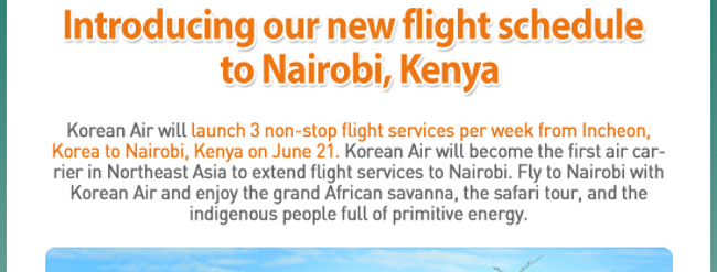 "Korean Air Learns That Kenya's ""Indigenous People Full Of Primitive Energy"" Are Active On Twitter"