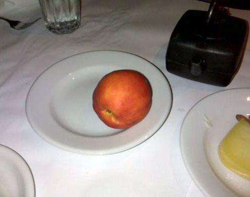 This $8 Nectarine Dessert At Zuni Cafe Is A Little Disappointing