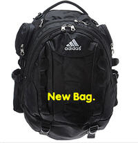 Happy Endings: Adidas Upgrades Your Tragically Leaky Backpack