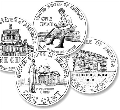 Four New Penny Designs Unveiled!