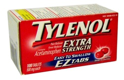 "More ""Moldy, Musty"" Tylenol Recalled"