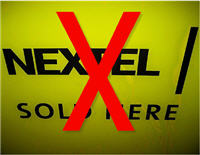 Attention Nextel Customers: You Are Now Using Plain Old Sprint