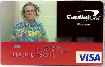 nicknolte - Personalized Credit Cards