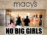 Go To The Black Macy's If You Want Plus-Sized Formal Dresses