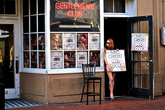 NY Court: Lap Dances Not Exempt From Sales Tax