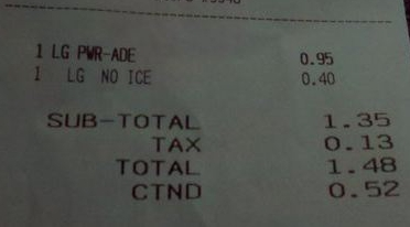 Should Restaurants Charge Extra For Not Putting Ice In Your Soda?