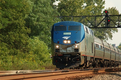 Amtrak Train Runs Out Of Fuel, Passengers Told To Arrange Alternate Transportation