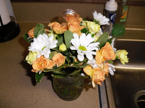 FTD Sent My Girlfriend Wilted Flowers, And Too Few Of Them