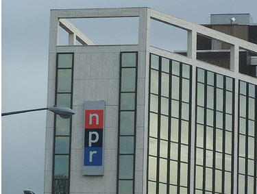 NPR Bites Back: Files Motion Against RIAA Internet Rate Increase