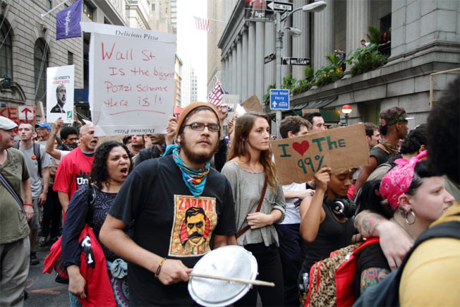 Established Agitators To Join Occupy Wall Street Protest Next Week
