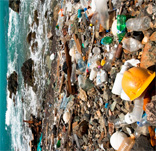 Giant Mass Of Garbage Found Swirling In Atlantic