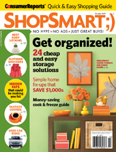 Get 50% Off Consumer Reports' ShopSmart And Help Support Consumerist