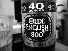 Is Olde English Truly The Worst Beer?