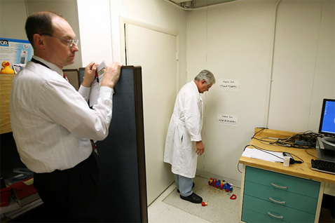 CPSC Has Only One Full-Time Toy Tester