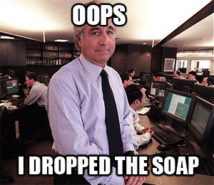 Madoff Gets S*** Kicked Out Of Him In Prison
