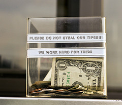 NY Regulates Tipping For First Time