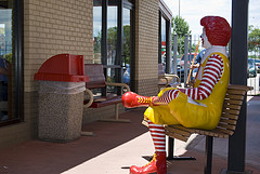 McDonald's Says Ronald Is Definitely Not Being Retired