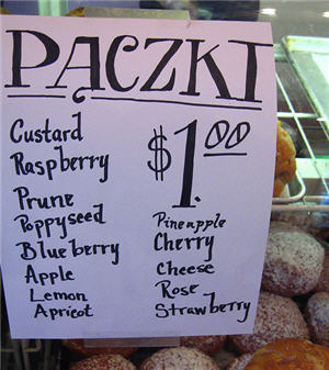 Michigan Donut Shop On Verge Of Paczki Prize