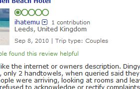 Couple: Negative TripAdvisor Review Get Us Tossed From Hotel