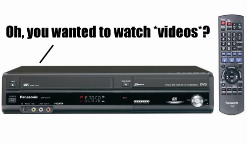Panasonic Won't Replace Defective DVD/VCR Combo