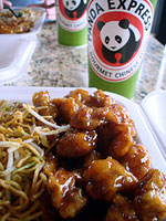 Panda Express Makes You Pay For Food That Never Comes