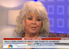 Butter Queen Paula Deen Brings It Full Circle, Gets Paid To Endorse Diabetes Program