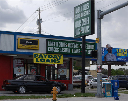Ohio Punches Payday Lending Industry In The Face, Breaks Its Nose, And Laughs