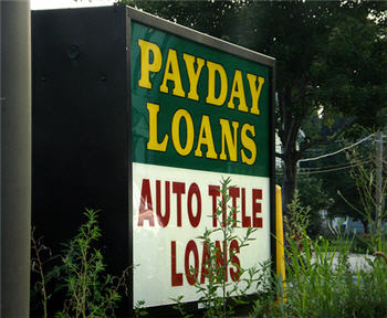 Auto Title Loans, Illegal In Most States, Even Riskier In Georgia