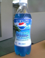 Get Your Drink On With Pepsi Blue Hawaii