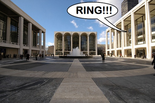 Dear New York Philharmonic: Please Don't Call Me In The Middle Of Performances To Ask For Money