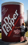 Trucks Filled With Dr Pepper Mysteriously Disappear In Texas, Turn Up Empty