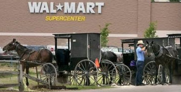 Recession Forcing Amish To Be More Amish