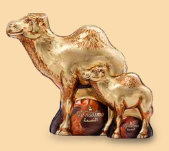Camel-Milk Chocolate? We Drome-Dare You To Try It….
