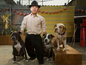 'Pit Boss' Star Calls For Burger King Boycott Over Pit Bull Ad