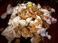 California Decides Not To Ban Plastic Bags