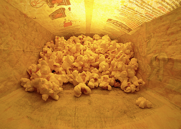 Movie Popcorn Is Really, Really Bad For You