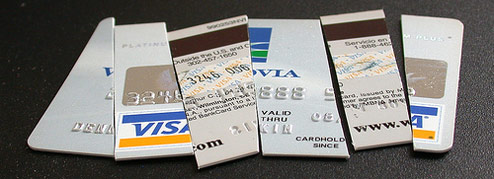Credit Card Junk Mail Decreases By 260 Million